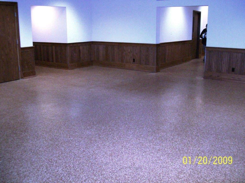 Flake Flooring (5)