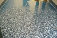 Vinyl Flake Floors